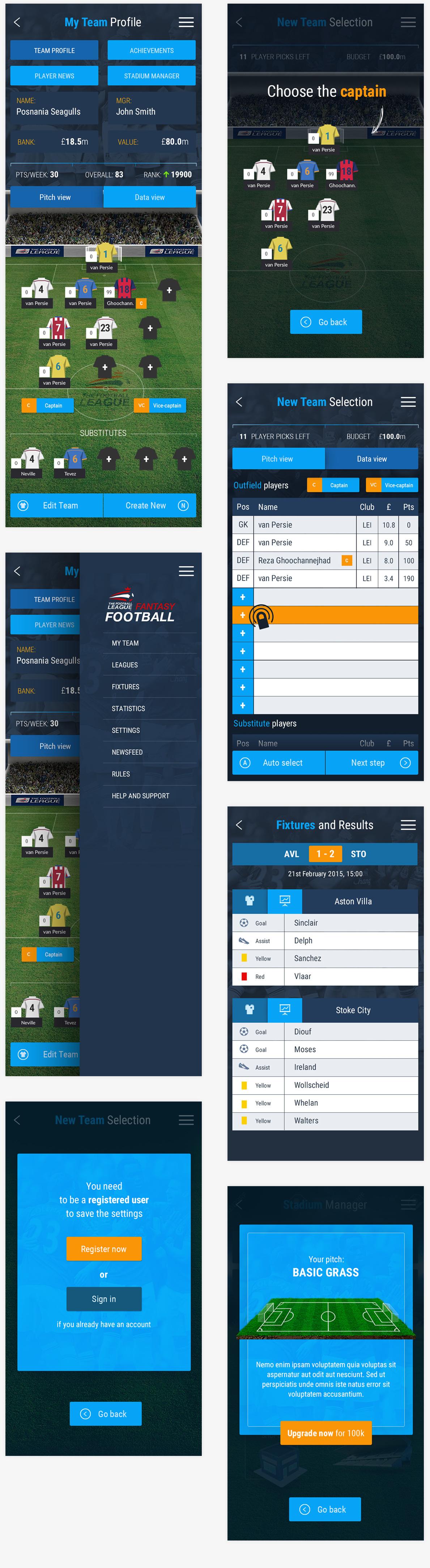 app sports